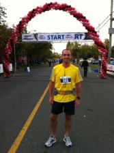 Victoria marathon 2011 Start