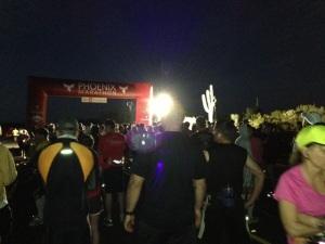 PHX Marathon start line